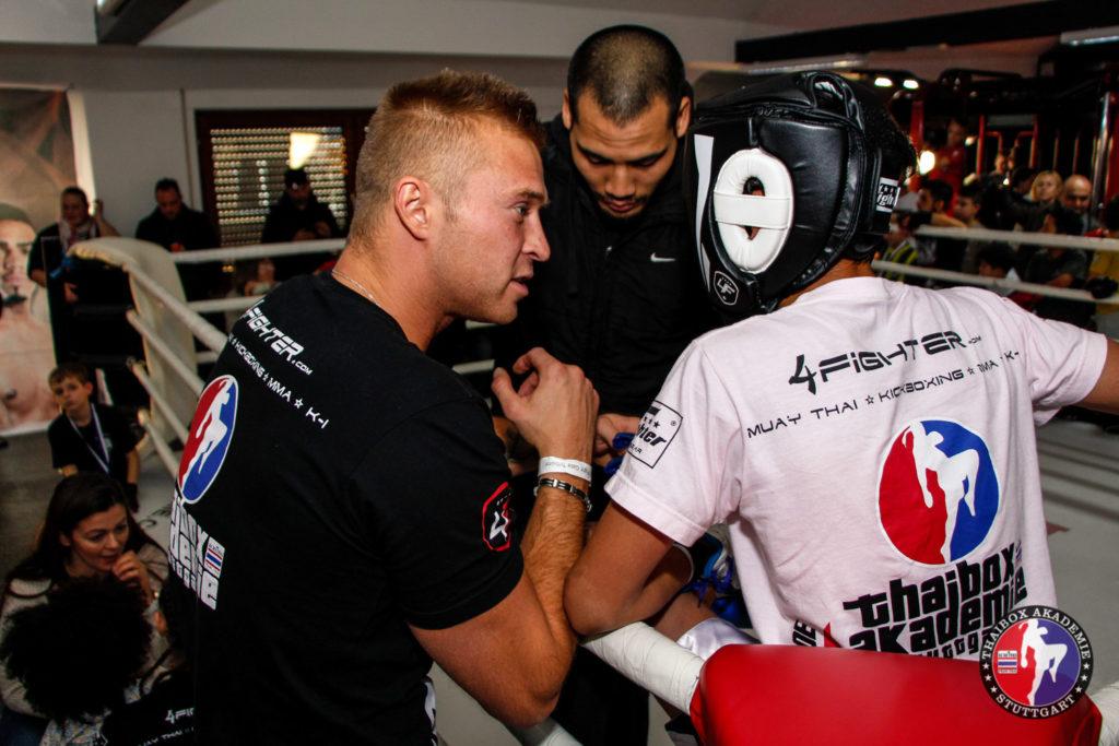 Thaibox Kickbox